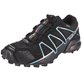 Salomon Speedcross 4 GTX Running Shoes Women blue/black